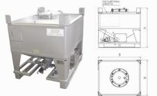 HFC - IBC контейнер с кабельным обогревом