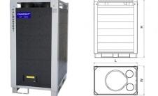 CEI-750 - Изолированный IBC контейнер для жидкостей