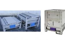 LC и LCM - Складные IBC контейнеры
