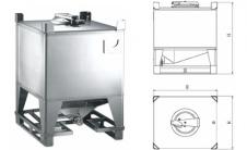 FF - IBC контейнер для жидкостей